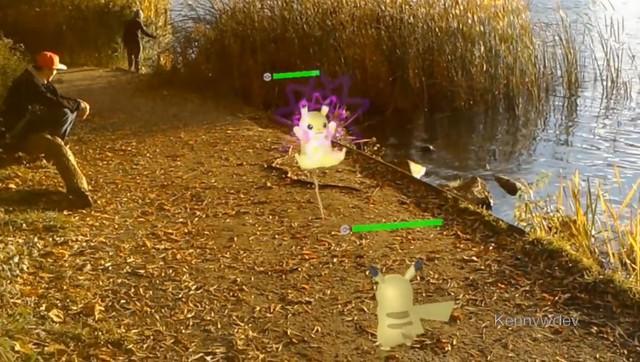 Đây là công nghệ sẽ thực sự đưa Pokemon GO vào đời thực