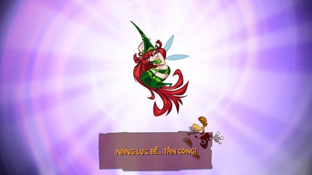 Rayman Origins Việt hóa - quà Noel cho những game thủ không may phải... nằm nhà