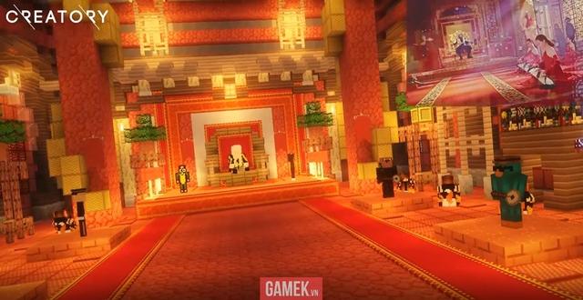 Hình ảnh trong clip Lạc Trôi - Minecraft Parody