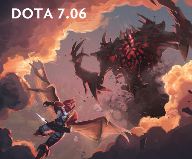 DOTA 2 Update 7.06 (phần 1): Tạm biệt Ngộ Không