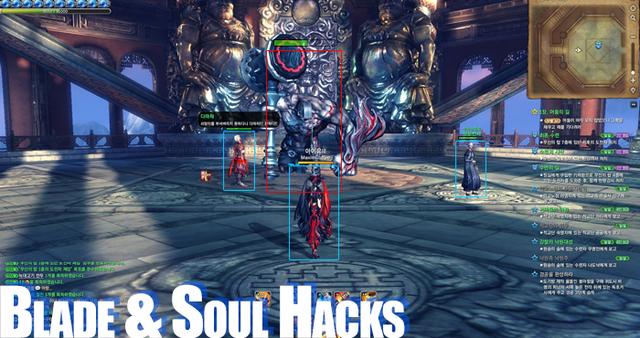 Blade and Soul phiên bản nước ngoài từng xuất hiện hack nghiêm trọng