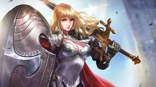 Vindictus Eternal - Phiên bản MMORPG cho mobile của bom tấn online 1 thời