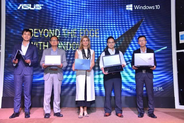 Không còn phải lo mua laptop rồi cài Windows lậu nữa, vì Asus sắp tặng kèm Windows 10 bản quyền rồi!