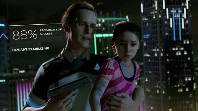 Chưa ra mắt, Detroit: Become Human đã bị phản đối mạnh mẽ vì có cảnh bạo hành trẻ em