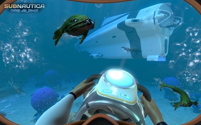 """10 tựa game cực độc đáo đưa bạn xuống biển sâu thăm """"hải cung"""""""