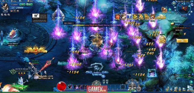 Cùng soi Huyết Kiếm - Game online mới của VNG trong ngày đầu mở cửa tại Việt Nam