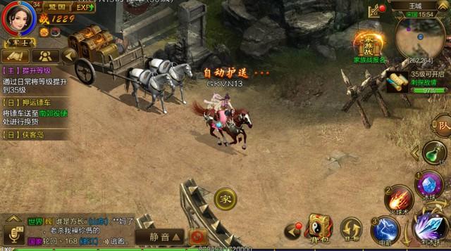 Chinh Đồ 1 Mobile - Game online kiếm hiệp mới được VNG phát hành tại Việt Nam