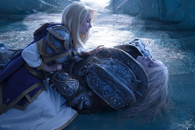 Tuy nhiên, Arthas đã bị chính người chơi hạ gục ở phiên bản Wrath of the Lich King trong World of WarCraft