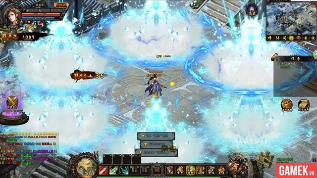 Long Chi Viêm Hoàng Hồn - Webgame thần thoại thượng cổ đáng chú ý năm 2017