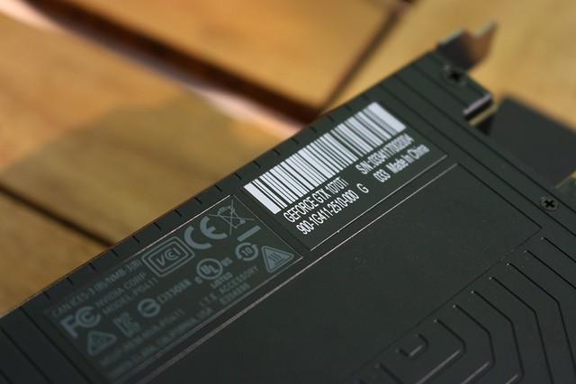 """Đập hộp GTX 1070 Ti phiên bản """"chính chủ"""" do Nvidia sản xuất: Đẹp hết nấc thế này ai chẳng mê"""