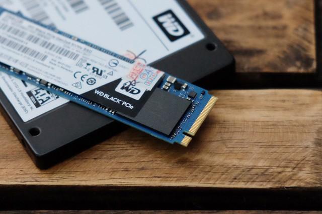 Bộ đôi ổ cứng SSD Western Digital - Tải game siêu nhanh, nhưng rất vừa túi tiền cho game thủ Việt