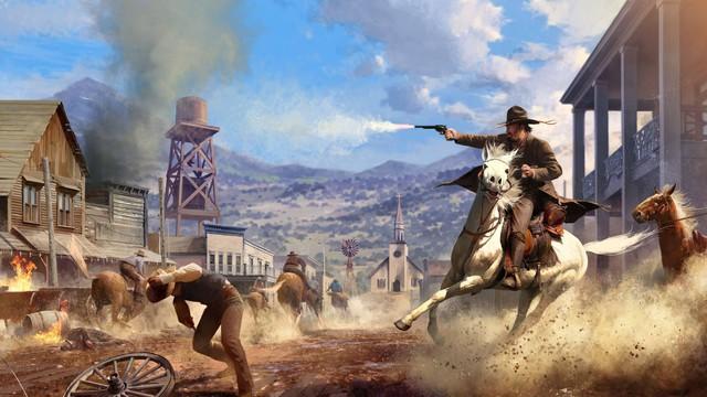 Game 'hàng nóng' Wild West Online tiếp tục thử nghiệm ngày 15/11 tới