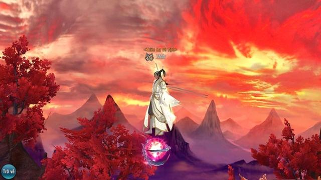 Nhiều game thủ khác chia sẻ hình ảnh đẹp của nhân vật mình trong Tru Tiên 3D Mobile
