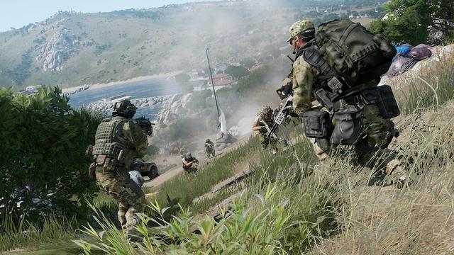 Nền đồ họa tuyệt đẹp trong Argo - Tựa game bắn súng miễn phí đang hot trên thế giới hiện nay