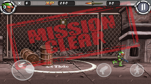Alphas Guns - Game hay ngang Metag Slug đã có phiên bản Việt hóa