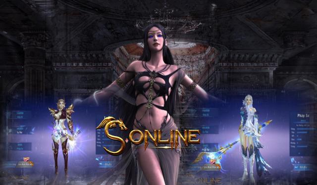 Cuộc chiến giữa liên minh Ánh sáng và Bóng tối sắp trở lại cùng S - Online. Bạn đã sẵn sàng để chọn phe?