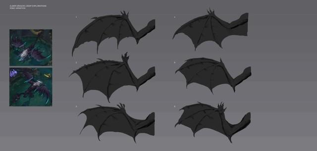 Phần cánh của Rồng ngàn tuổi