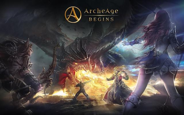 ArcheAge Begins - Siêu phẩm RPG đồ họa khủng từ Gamevil chính thức ra mắt
