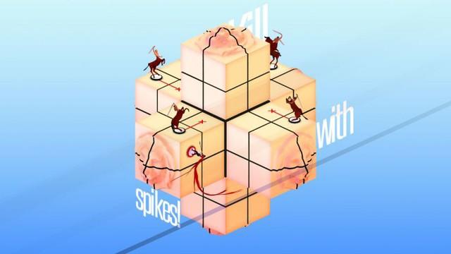 Một màn chơi phức tạp hơn của Euclidean Lands.