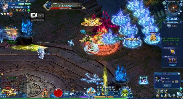 Huyết Kiếm - Game online mới của VNG chính thức Alpha Test ngày 04/07