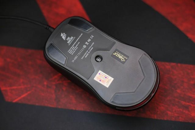 1stPlayer GM3 sử dụng Sensor Pixart 3050, có chất lượng tuyệt vời trong tầm giá rẻ.