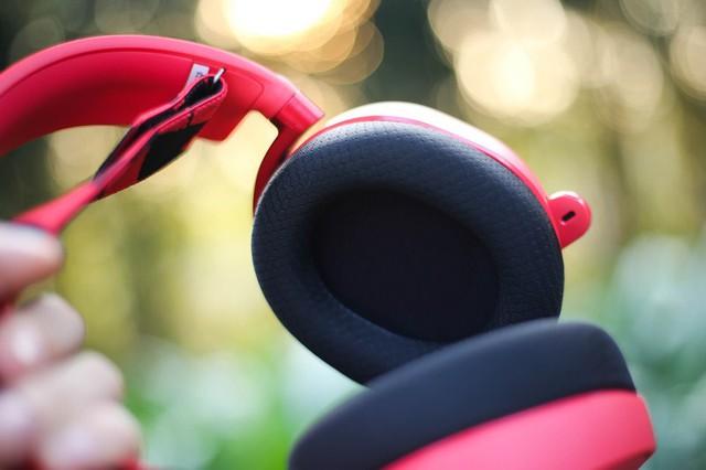 SteelSeries Arctis 3 Solar Red - Tai nghe gaming siêu lợi hại lại còn đẹp mắt