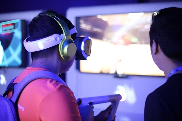 Một vòng Sony Show 2017: Chơi game cực thích, đã cả tai lẫn mắt với loạt công nghệ đỉnh