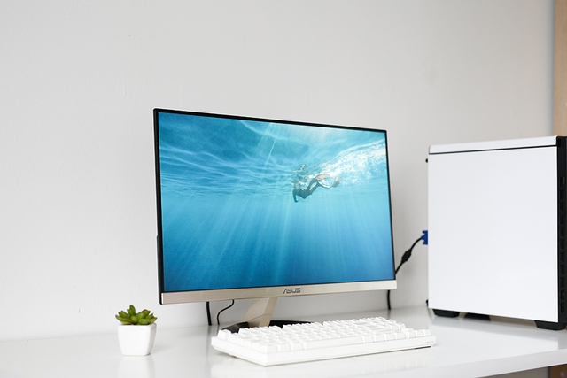 Asus VZ249H: Màn hình máy tính siêu mỏng, giá chỉ chưa đầy 4 triệu Đồng