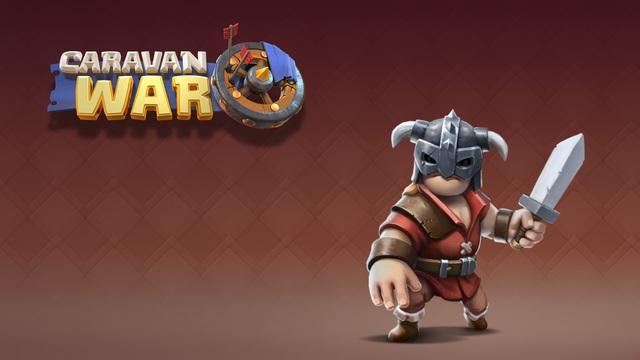 Hiker Games giới thiệu game mobile thuần Việt Caravan War, mở cửa miễn phí ngay trong ít ngày nữa!