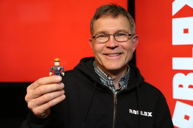 CEO Roblox, David Baszucki