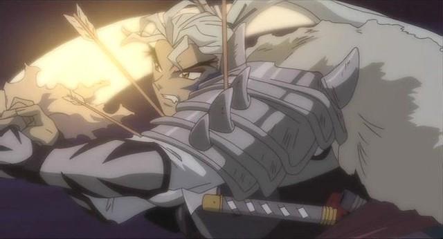 Đại yêu quái Inu no Taisho và thanh kiếm Thoái Toái Nha.
