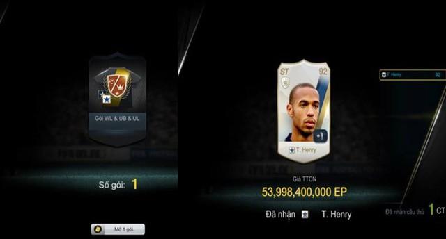 """FIFA Online 3: """"Mảnh sự kiện"""" đã đem tới cơ hội sở hữu thẻ UL cho nhiều người chơi"""