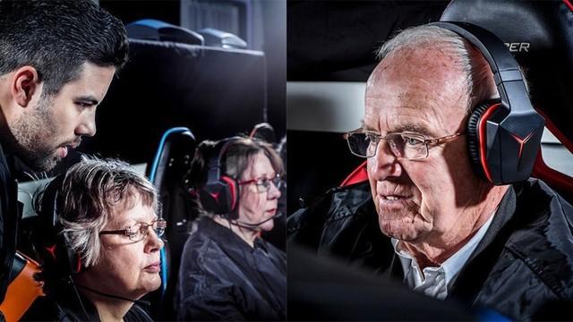 Bà Monica Idenfors (trái) và ông Bertil Englund (phải).