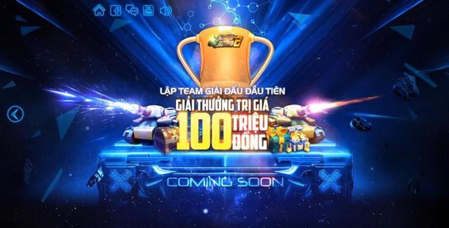 Bang Bang 2 sẽ có giải đấu ngay khi ra mắt