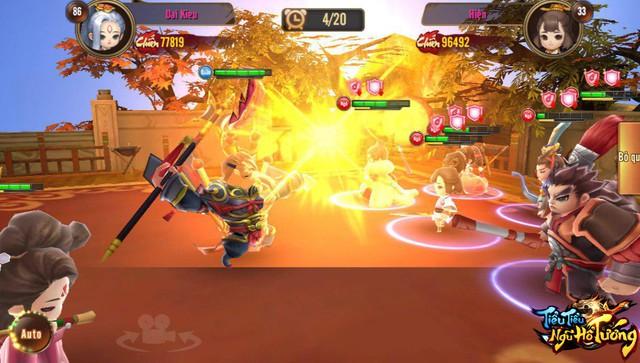 Dòng game chiến thuật vẫn luôn được ưa chuộng ở thị trường Việt Nam