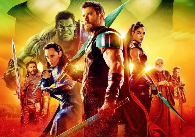 Trong phim mới, Thor không chỉ hết yếu xìu…