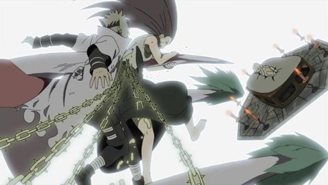 Kushina và Minato là cặp cha mẹ rất đáng ngưỡng mộ trong thế giới manga vì họ đã chấp nhận hy sinh để đứa con trai bé bỏng vừa lọt lòng Naruto của họ được sống.