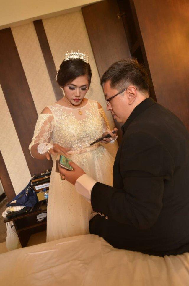 Nhờ Lords Mobile, một cặp game thủ đã có đám cưới trong mơ của mình