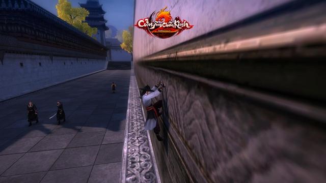 Đi cấm địa phải khéo léo cỡ ninja