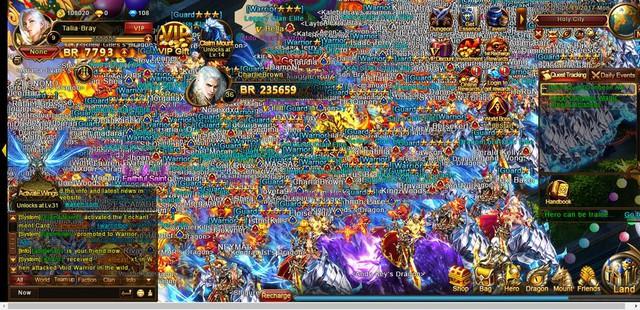 Game of Dragons kế thừa tinh túy của Wartune - Thần Khúc