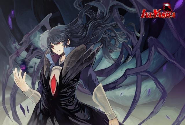 Naraku - Yêu quái vô địch trong truyện