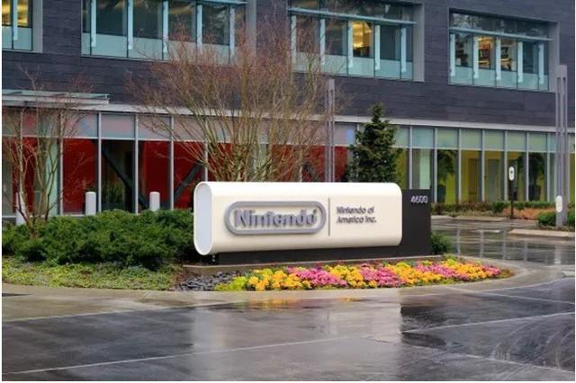 Văn phòng Nintendo tại Mỹ