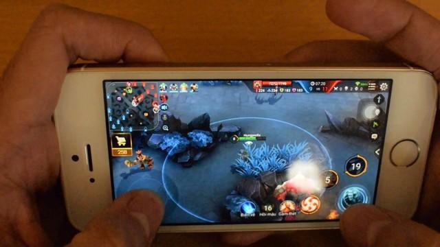 Thị trường Mobile game đang là mảnh đất đầy tiềm năng