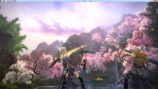 Người chơi mới, người chơi cũ cùng hướng về máy chủ mới Kiều Phong