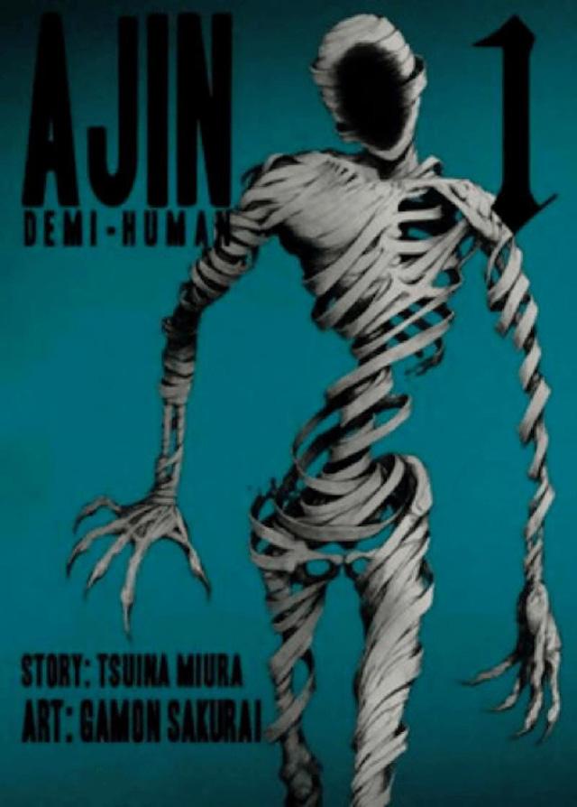 """Cuối cùng, live action """"Ajin"""" cũng sẽ được trình chiếu ở Việt Nam trong thời gian tới"""