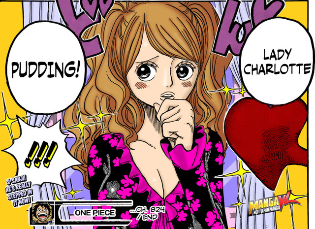 Vị hôn thê xinh như mộng dành cho Sanji