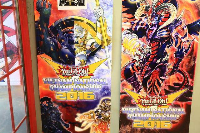 Một số hình ảnh của giải đấu VNC 2016