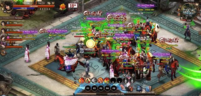 """Cửu Âm Truyền Kỳ: """"Thiên đường"""" cho game thủ ưa cày kéo chính thức khai mở vào 10h ngày 08/09"""