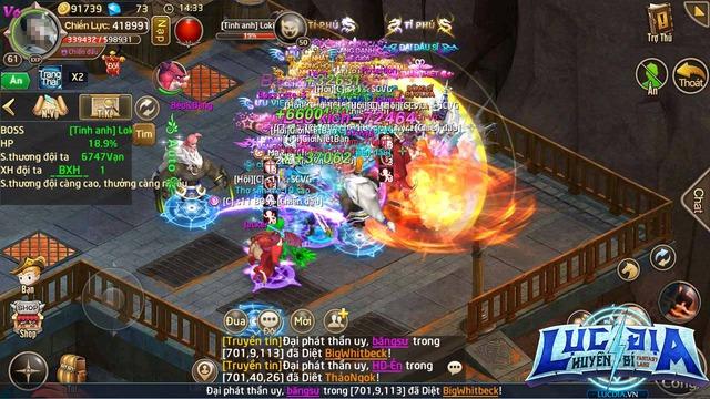 gMO với gameplay chất lượng từ Hàn Quốc đang thu hút đông đảo người chơi