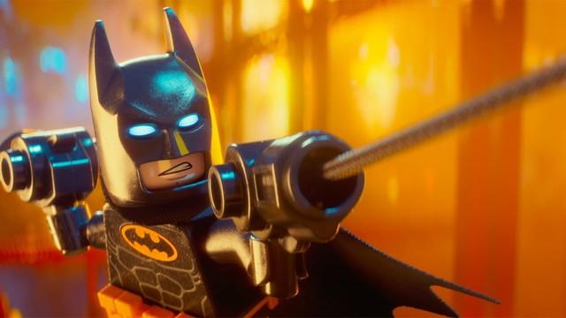 Bạn có từng thấy một Batman hợm hĩnh như thế này chưa?